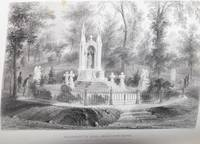 Rural Cemeteries of America.  Green-Wood Illustrated in a Series of Views Taken Expressly for This Work [together with] Mount Auburn Illustrated in a Series of Views from Drawings by James Smillie. (Two volumes in one)
