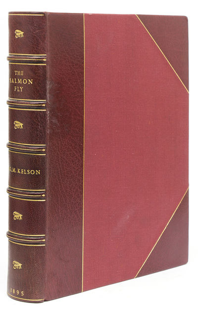 London: Published by The Author c/o Messrs. Wyman & Sons, Limited, 63, Carter Lane E.C., 1895. First...