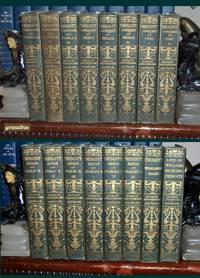 Complete Works of William H. Prescott in 16 Volumes