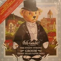 Peck-Gandre the Steiff/strong Groom Teddy Bear Paper Doll