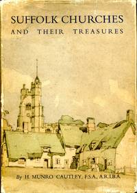 image of Suffolk Churches and Their Treasures