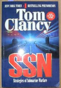SSN: Strategies of Submarine Warfare by  Tom Clancy - Paperback - Special Overseas Edition - 1996 - from Reading Habit and Biblio.com
