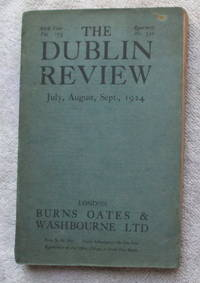 The Dublin Review July-Sept. 1924