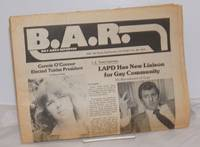 image of B.A.R. Bay Area Reporter: vol. 11, #2, January 15, 1981; LAPD Has New Liason for Gay Community