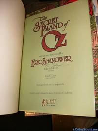 *Signed* The Enchanted Apple of Oz, The Secret Island of Oz, The Ice King of Oz, The Forgotten Forest of Oz
