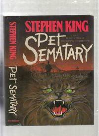 Pet Sematary by Stephen King - 1983