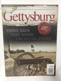 GETTYSBURG - Three Days That Saved The United States - 150th Anniversary Commemorative Issue