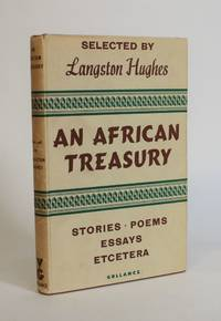 image of An African Treasury: Stories, Poems, Essays, Etcetera