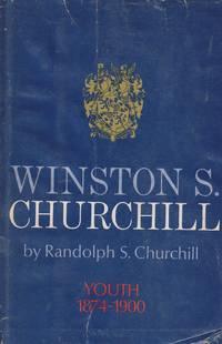 image of Winston S. Churchill Youth 1874-1900