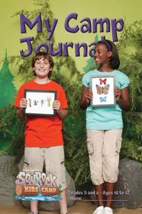 VBS-SonRock-My Camp Journal/Preteen (Ages 10-12)
