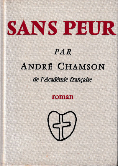 Paris: Plon, 1977. Hardcover. Very good. 223, 29 pp. Very good in publisher's wraps. Text in French.