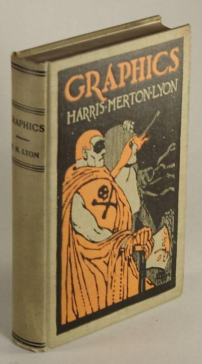 St. Louis: William Marion Reedy, 1913. Octavo, pp. 3-319 , original pictorial gray cloth, front pane...