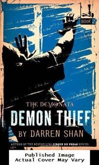 Demon Thief (The Demonata Series, Book 2)