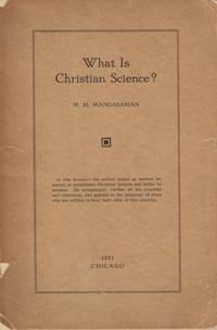 What is Christian Science?