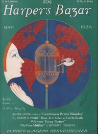 image of Harper's Bazar (Harper's Bazaar) Magazine Cover  May 1926
