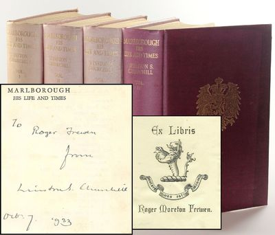 London: George G. Harrap & Co. Ltd., 1933. First edition, first printing. Hardcover. This full set o...