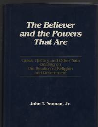 The Believer and the Powers That Are: Cases, History, and Other Data