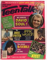 Teen Talk Volume 1 Number 5, May 1978
