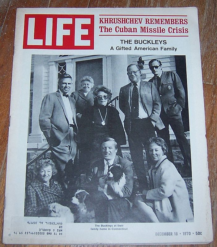 LIFE MAGAZINE DECEMBER 18, 1970, Life Magazine