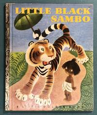Little Black Sambo. A Little Golden Book