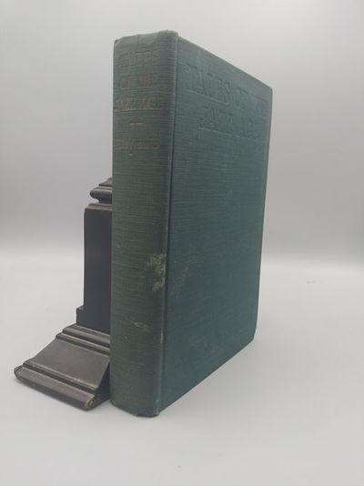 New York: Charles Scribner's Sons, 1922. First edition, first printing. Hardcover. Good +. 317pp. Du...