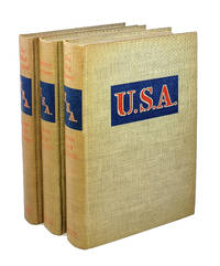 image of U.S.A. Trilogy (The 42nd Parallel, Nineteen Nineteen, The Big Money)