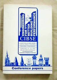 image of Third CIBSE Regional Conference Engineering for Better Building Performance