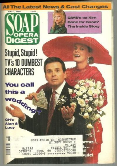 SOAP OPERA DIGEST - Soap Opera Digest May 1, 1990