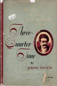 Three-Quarter Time: The Life and Music of the Strauss Family of Vienna