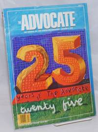 image of The Advocate: the National Gay and Lesbian magazine; #613, October 6, 1992; 25 years
