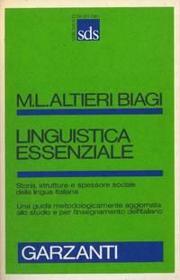 Linguistica essenziale.