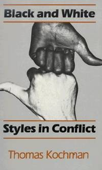 image of Black and White Styles in Conflict