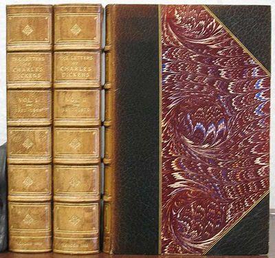 London: Chapman and Hall, 1882. 1st edition (NCBEL III, 826). Early 20th C. 3/4 green morocco bindin...