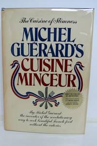 image of Michel Guerard's Cuisine Minceur