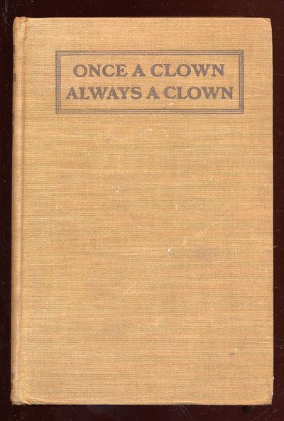 Boston: Little, Brown, and Company, 1927. Hardcover. Very Good. Probable variant first edition. Brow...