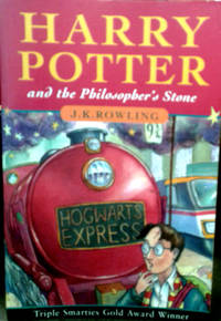 HARRYPOTTER and the Philosopher's Stone by J.K ROWLING - Paperback - 1997 - from RB BOOKS (SKU: Bookseller: RB Books55)