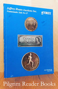 Jeffrey Hoare Auctions, Torex Numismatic Sale Number 27. June 25th  to 26th, 1993.