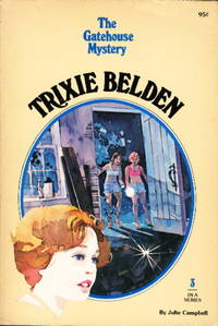 image of TRIXIE BELDEN: THE GATEHOUSE MYSTERY, #3.