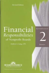 Financial Responsibilities of Nonprofit Boards
