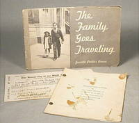 image of The Family Goes Traveling, With Author's Original Manuscript