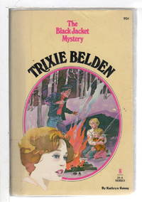 TRIXIE BELDEN and the BLACK JACKET MYSTERY, #8.