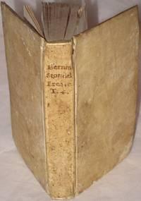 Istoria di tutte l'Eresie descritta da Domenico Bernino compendiata, ed accresciuta da Giuseppe Lancisi... Tomo IV