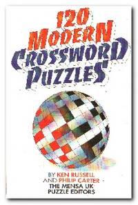 image of 120 Modern Crosswords