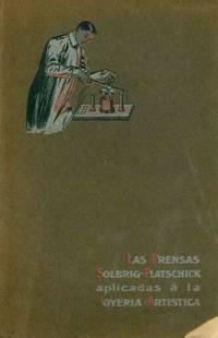 image of Las Prensas Solbrig-Platschick Aplicadas a la Joyeria Artistica