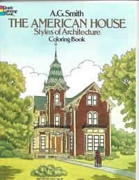 image of The American House Styles of Architecture Coloring Book