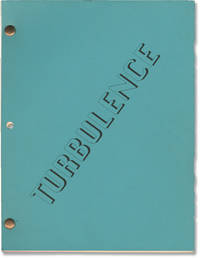 Turbulence (Original screenplay for the 1997 film)