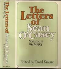 The Letters of Sean O\'Casey Volume II 1942-1954