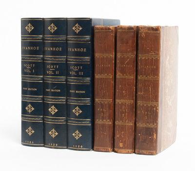 Edinburgh: Archibald Constable, 1820. First edition. Contemporary quarter calf over marbled boards w...