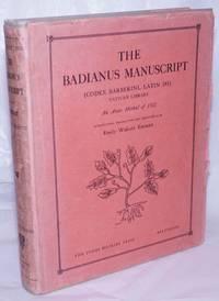 image of The Badianus Manuscript, Codex Barberini, Latin 241, Vatican Library; an Aztec herbal of 1552