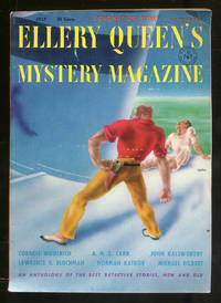 Ellery Queen's Mystery Magazine Volume 22 Number 116 July 1953